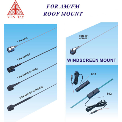 Roof Mount/ Windscreen Mount