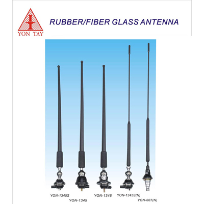 Rubber/Fiber Glass Antenna